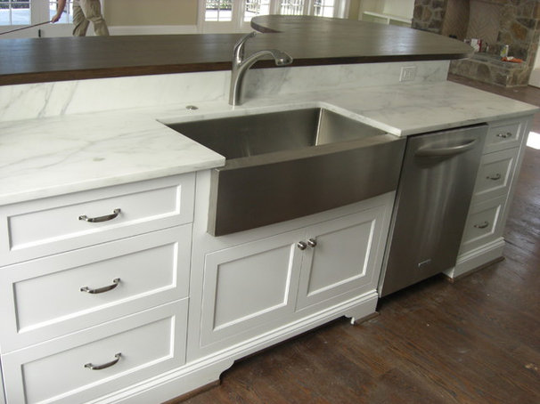Eclectic Kitchen by The Furniture Guild