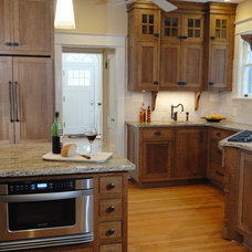 Traditional Kitchen by Superior Remodeling LLC