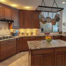 Traditional Kitchen by Maverick Remodeling & Construction