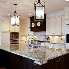 Traditional Kitchen by Keri Morel Designs