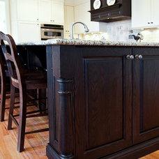 Traditional Kitchen by Keri Morel Designs