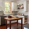 Kitchen of the Week: A Cottage Kitchen Opens Up
