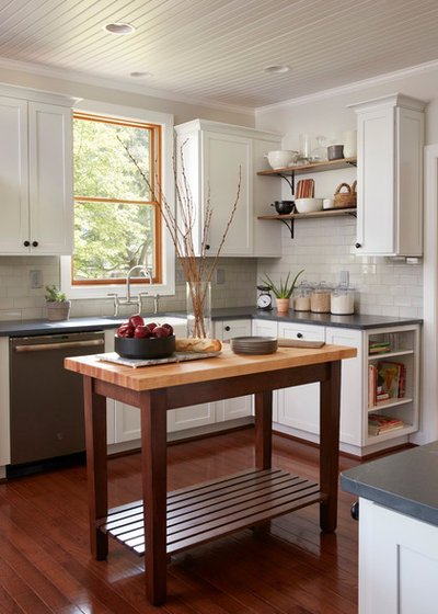 Farmhouse Kitchen by A. Lynn Design