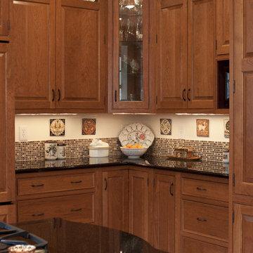 Brown/Nilon Kitchen 2
