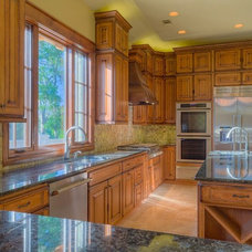 Rustic Kitchen by Factory Builder Stores