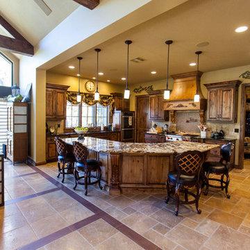 Brown Residence - Lake Quivira, KS Design Project