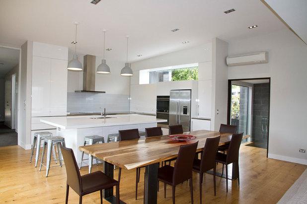 Contemporary Kitchen by Diana Blake Design- Architectural Studio