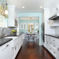 Traditional Kitchen by Luxe Design Build