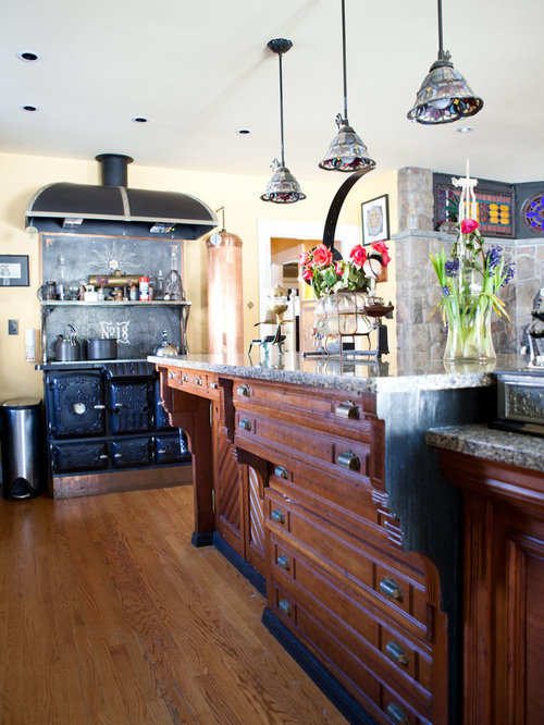 Steampunk Kitchen Home Design Ideas Pictures Remodel And