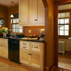 Traditional Kitchen Brumbaugh Residence