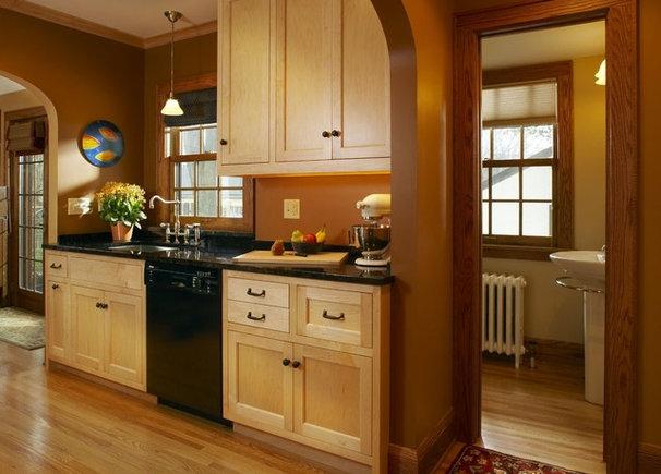 Traditional Kitchen Brumbaugh Residence