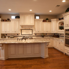 Mediterranean Kitchen by Kitchen Cabinets And Beyond