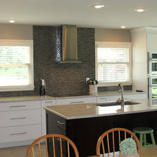 Contemporary Kitchen by CG Interiors