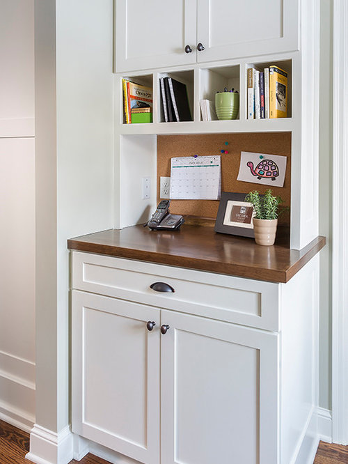 Kitchen Command Center | Houzz