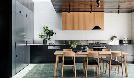 Best of the Week: 30 Kitchen-Dining Areas From Around the Globe