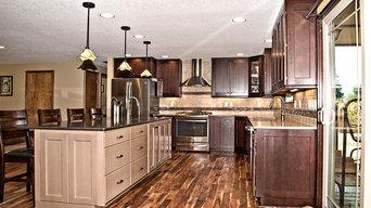 Brush Prairie Kitchen Remodel