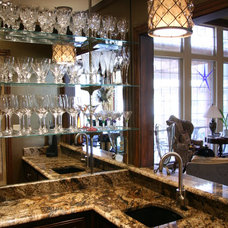 Traditional Kitchen by Hatfield Builders & Remodelers