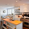 Kitchen of the Week: Paring Down and Styling Up in a Pennsylvania Tudor