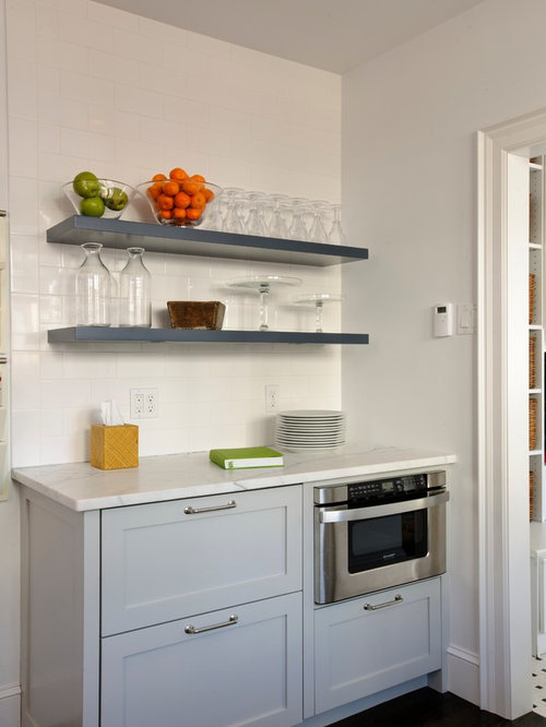 Pull-out Microwave | Houzz
