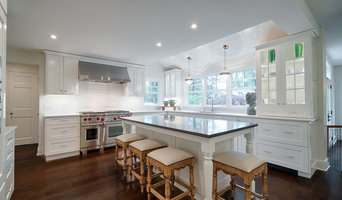Bryn Mawr, PA Open Concept Snow White Kitchen
