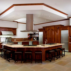Traditional Kitchen by Facings of America, Inc