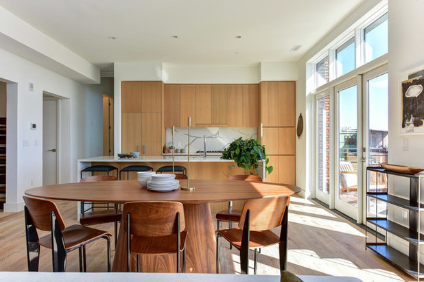 Contemporary Kitchen by Ditto Residential