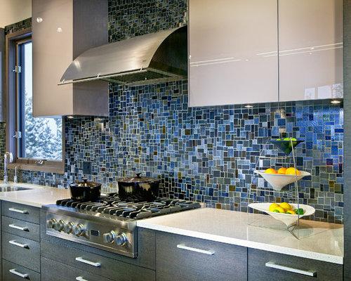 Kitchen Mosaic Backsplash | Houzz