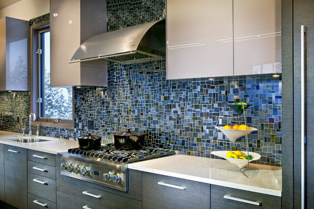 Countertop And Backsplash  Making The Perfect Match
