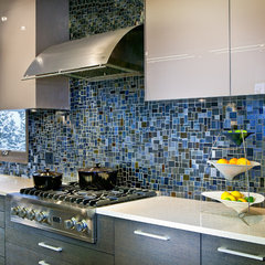 contemporary kitchen by New Mood Design LLC
