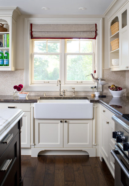 Traditional Kitchen by Estee Design Inc.