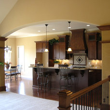 Traditional Kitchen by Buckland Construction, Inc.