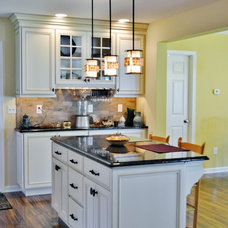 Traditional Kitchen by Colella Construction Inc.