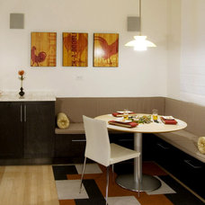 Modern Kitchen by Claudia Martin, ASID