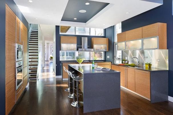 Modern Kitchen by Linc Thelen Design