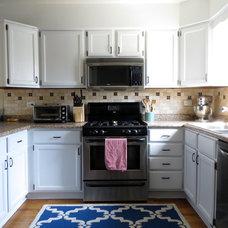Eclectic Kitchen by Little Nostalgia Design Studio