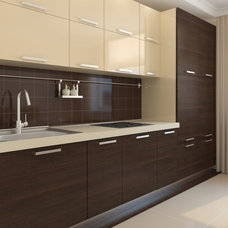 Contemporary Kitchen by Jessica Bell