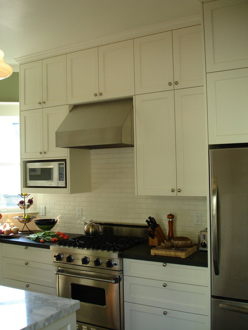 Space Saver Microwave Houzz