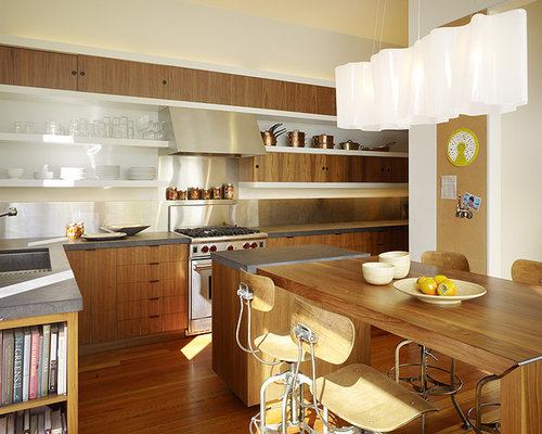 Odd shaped kitchen home design ideas renovations photos for Kitchen designs for odd shaped rooms