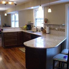 Contemporary Kitchen by ArcCreative Ltd.