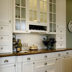 traditional kitchen by A. Sadowski Designs