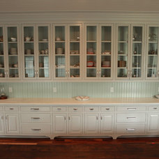 Traditional Kitchen by Stovall Custom Woodworking
