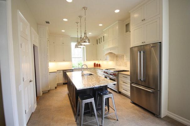 Modern Kitchen by Hatfield Builders & Remodelers