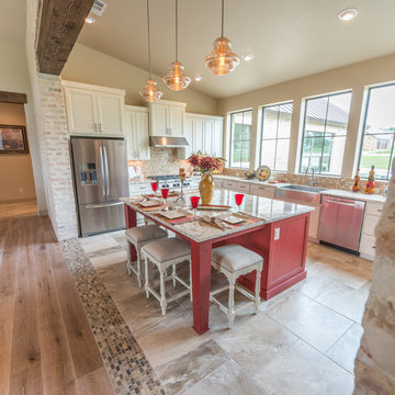 Builder Model | Copper Ridge | New Braunfels, Texas