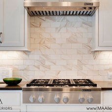 Traditional Kitchen by MA Allen Interiors