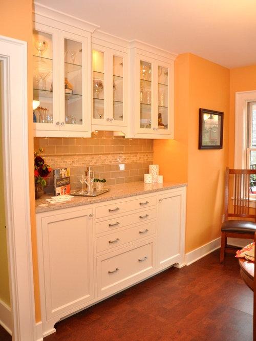 Historic Craftsman Bungalow Kitchen