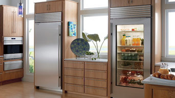 Built-in Refrigeration