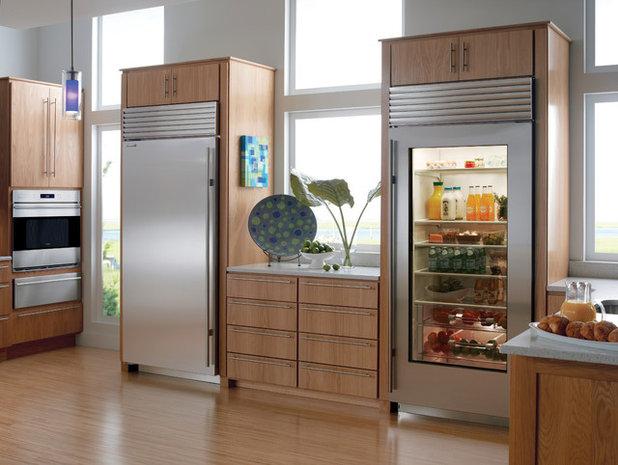 トランジショナル キッチン by Designer Appliances