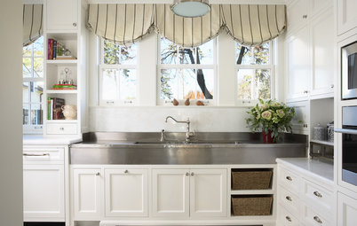 8 Hardware Choices for Shaker Kitchen Cabinets