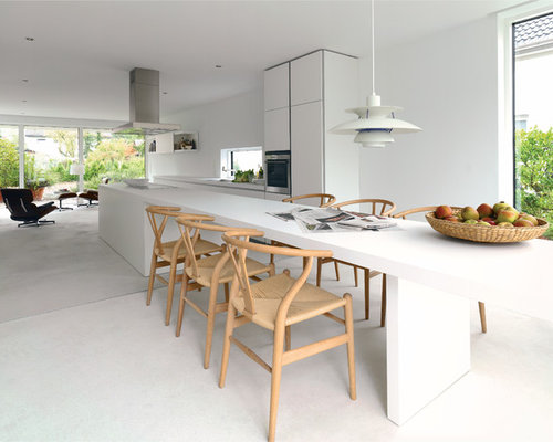 Kitchen Island Extension Idea Ideas, Pictures, Remodel and Decor