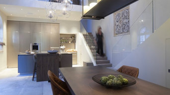 Bulthaup Kitchen Design in Old Stable Building